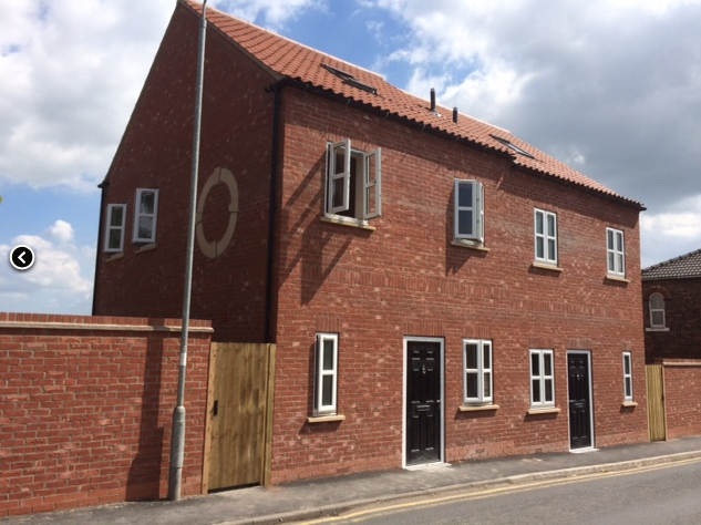 New build in Keyingham
